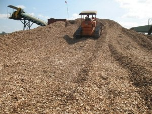 Recycler Finder Wood Chips